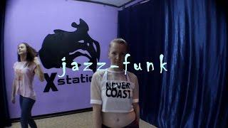 Связка Джаз Фанк (Juzz Funk) - Оля и Ира (X-Static)