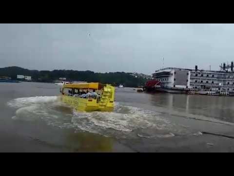 Goa Amphibian Tours - Water Bus, Amphibious Vehicle, Goa Duck Tours