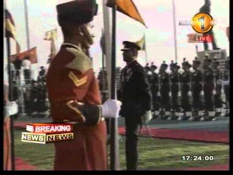 Chinese President Arrives in Sri Lanka (චීන ජනාධිපතිතුමාගේ පැමිණීම) - breaking news - 16th September
