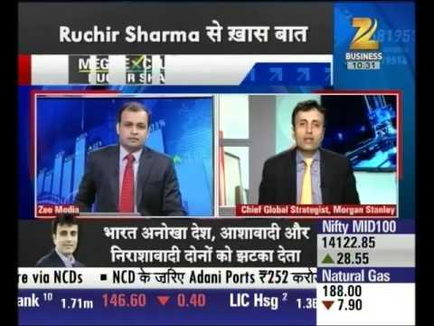 Economy analysis with chief global strategist 'Ruchir Sharma '