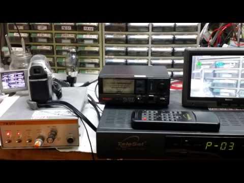 1.2GHz ATV Satellite Analog Broadcasting Receiver
