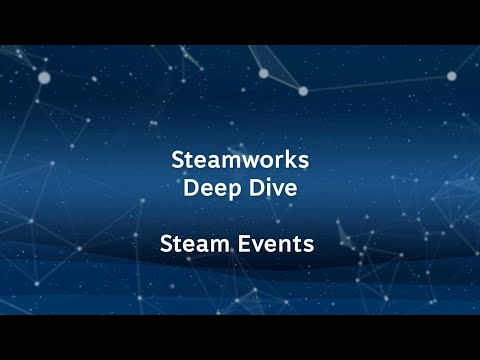 Steam Events & Announcements