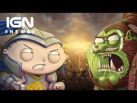 World of Warcraft-Themed Family Guy Episode Airing This Week - IGN News