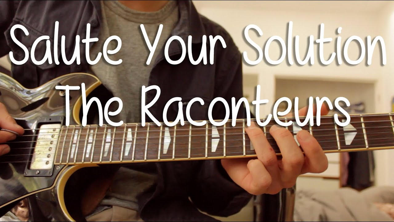 How to play salute your solution by the raconteurs on guitar how to play salute your solution by the raconteurs on guitar hexwebz Image collections
