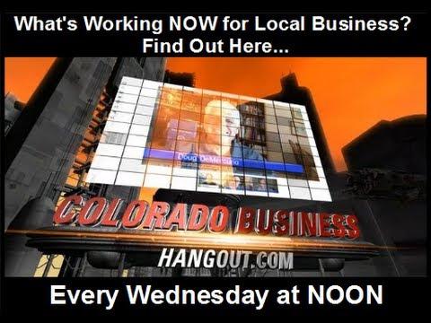 Colorado Business Hangout Intro 2