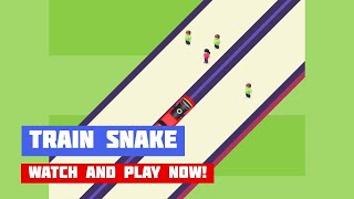 Train Snake · Game · Gameplay