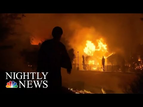 Insurance Hurdle For CA Homeowners Hoping To Rebuild After Devastating Wildfires | NBC Nightly News