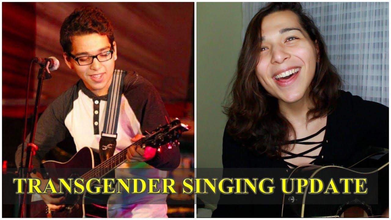 singing voice for transsexuals transgender