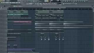Dimitri Vegas & Like Mike - Yemaya ID (Gerson Remake) FL STUDIO