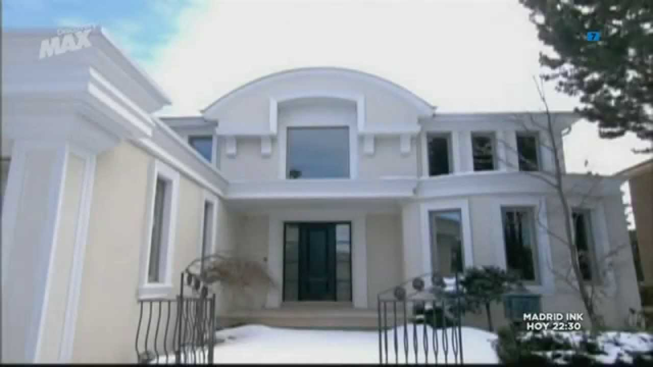 Molduras de poliestireno para el exterior youtube for Exterior de casas