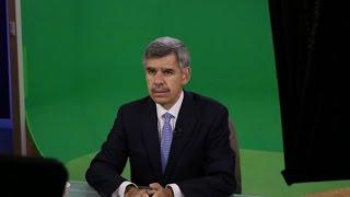 Mohamed El-Erian's Outlook for Stocks, Fed Moves in 2015