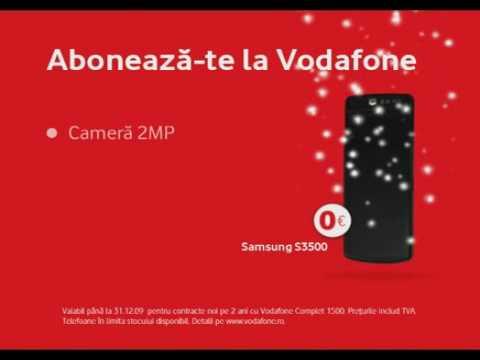 Puya & Smiley - Oferte de Craciun - Vodafone