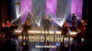 LATE MOTIV - La banda de Late Motiv. Nothing compares to you I #LateMotiv571
