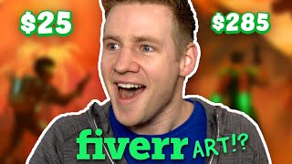Download I Paid Artists on FIVERR To Finish My Drawing... Mp3 and Videos