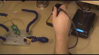 guide to soldering a gpio header on the raspberry pi pi zero