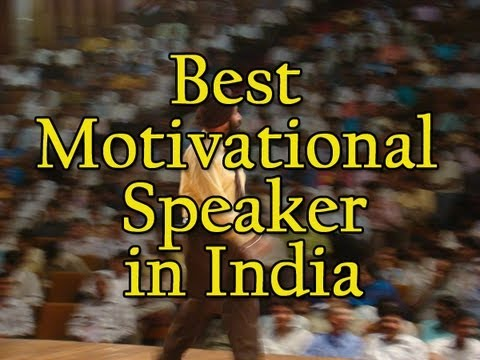 Best Motivational Speakers in India (Hindi) with 34 years of experience
