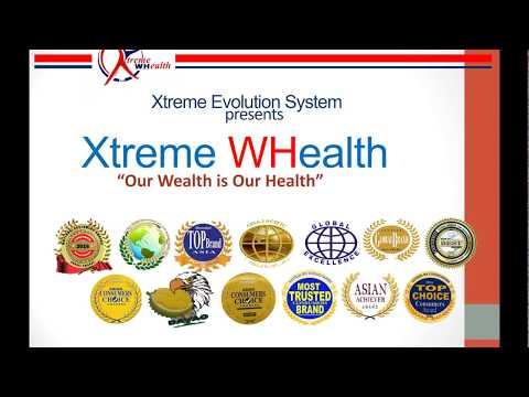 Xtreme WHealth Business Presentation