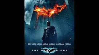 The Dark Knight OST Like A Dog Chasing Cars