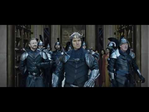 Меч короля Артура (2017) смотреть онлайн бесплатно