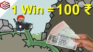 DA2 MiniMilitia I Donated ₹100 to Random Players Who Beats Me