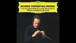 "Beethoven Symphony No.6 ""Pastoral"" Los Angeles Philharmonic Orchestra Carlo Maria Giulini"
