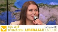 Liberaalipuolue HS:n pienpuoluetentissä (Eduskuntavaalit 2019)