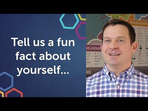 Fun Fact - Scott Nissenbaum - Innovation Engagement Speaker Series