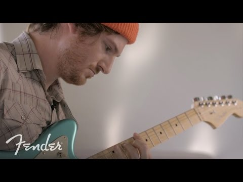 Nick Reinhart Demos the Fender American Professional Jazzmaster and Jaguar | Fender