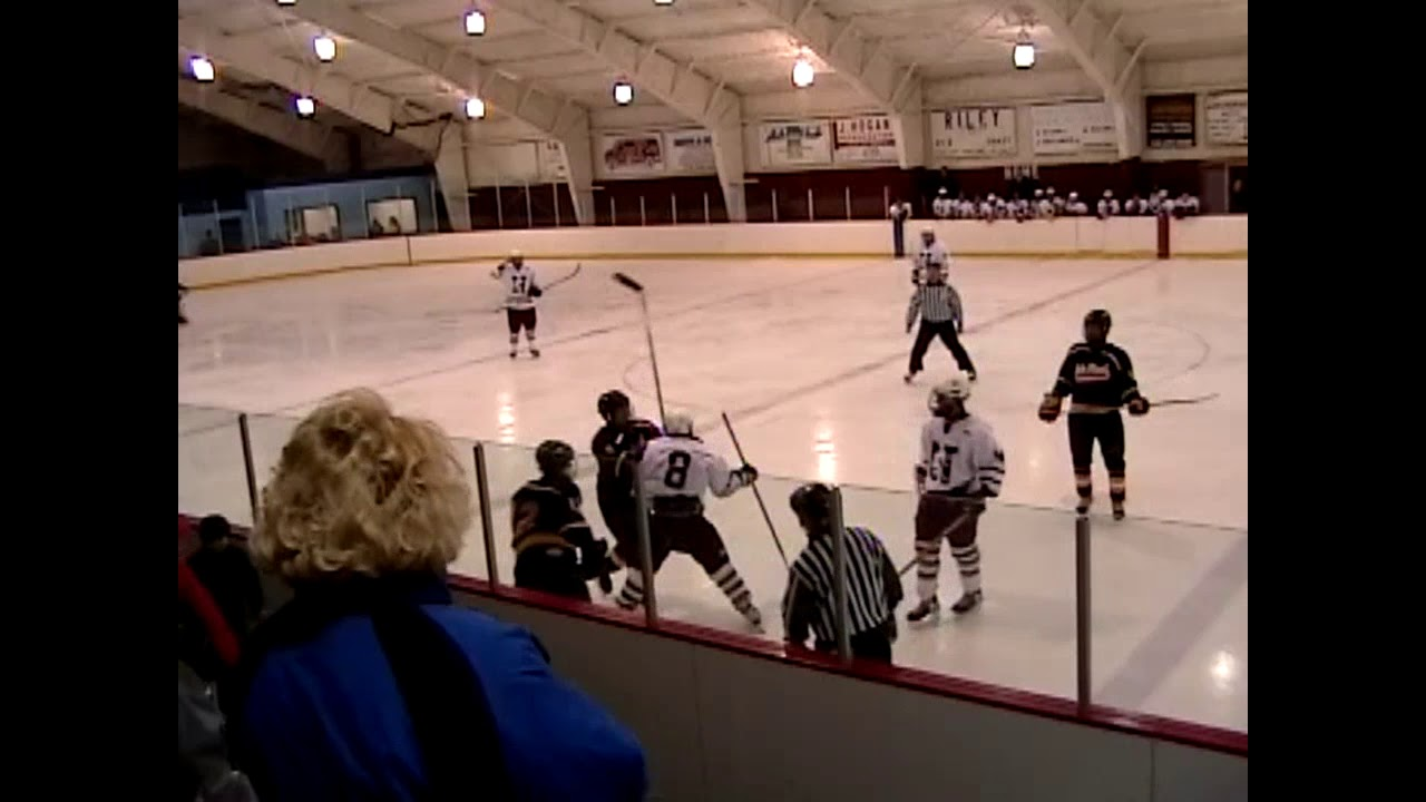 NCCS - Lake Placid Hockey S-F  2-24-05