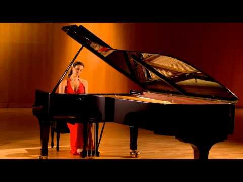 Cristina Casale plays Mompou Variations sur un theme de Chopin: IV Espressivo