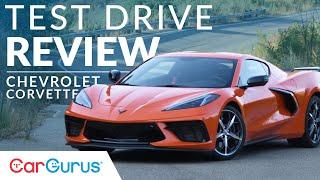 2020 Chevrolet Corvette | A deliriously good sports car