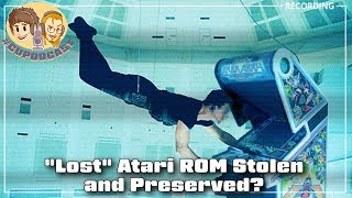 "Lost Atari Arcade ROM ""Stolen"" and Preserved?"