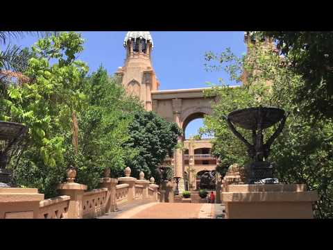 South Africa's Luxury Resort: The Palace of the Lost City