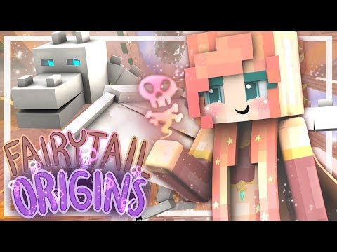 Fairy Tail Origins | EP 1 | THE DRAGON QUEEN! (Minecraft Fairy Tail Roleplay)