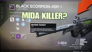 BLACK SCORPION- BEST MIDA COUNTER (Epic 1- 5 Trials comeback)