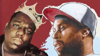 Biggie vs. Dilla, Madlib & MF Doom - Ten Crack Commandments (Trumbuthegn Hyperbolebeatmix)