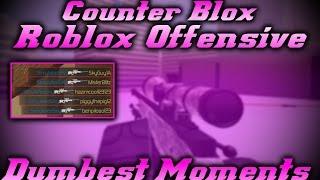 Roblox CSGO Dumb Moments