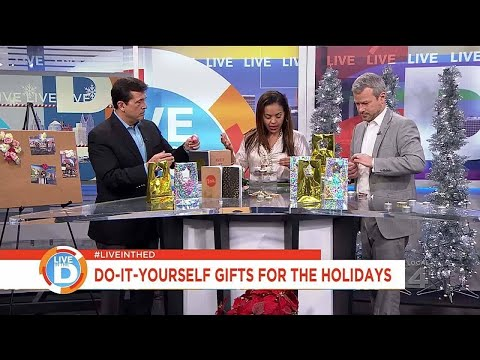 Stocking stuffer ideas for him week videos myweb live in the d do it yourself gifts for the holidays solutioingenieria Choice Image