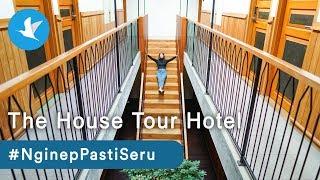 Gambar cover EPS. 8 #NginepPastiSeru di The House Tour Bandung