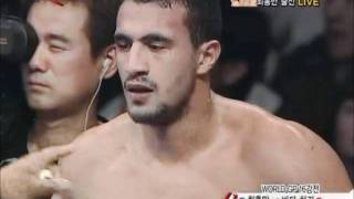 Badr Hari vs Hong Man-Choi[full fight] K-1 World GP 2008