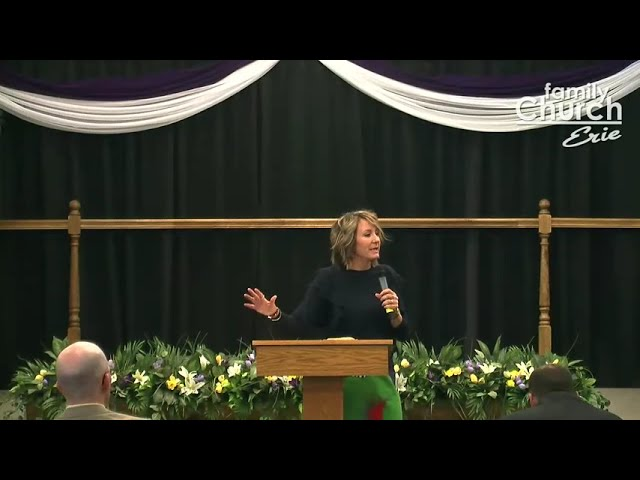 Praying in the Holy Ghost   Pastor Katy Stahlman // Family Church Erie