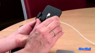 Belkin Charge + Sync Dock for iPhone 5 - MacMall Review