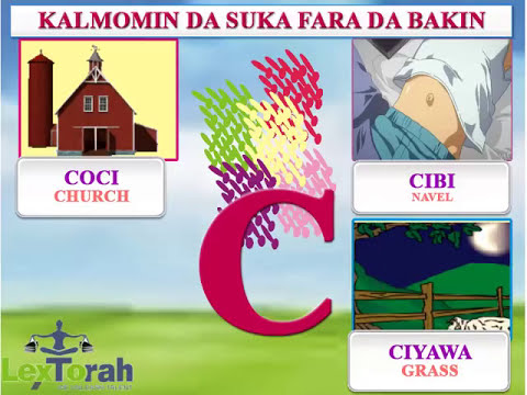LEARN HAUSA LANGUAGE WITH EASE
