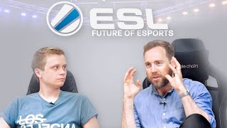 ESL UK - The future of Esports Interview