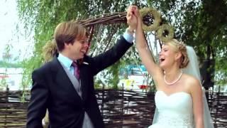Свадьба в Киеве на английском языке. Ведущая Анна Воскрес. London - Kiev Wedding