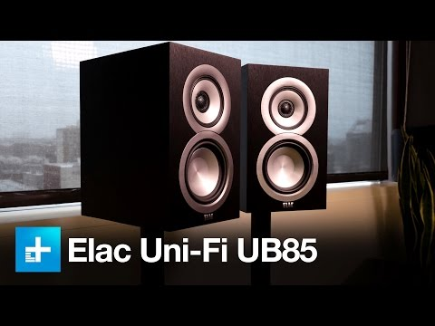 Elac Uni-Fi UB5 by Andrew Jones - Hands On Review