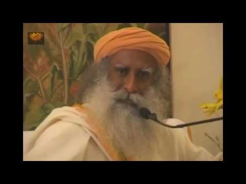 Sadhguru the only way to know is by enhancing your perception, everything else is beleaf