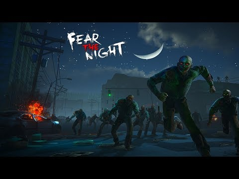 NEW ZOMBIE SURVIVAL GAME, BIG POTENTIAL | Fear the Night | Let's Play Gameplay | S01E01