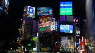 Tokyo Tower/Shibuya at Night-Tokyo, Japan-(With Facts/Figures)