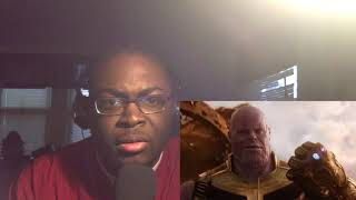Ant Will Reacts-351-Marvel Studios Avengers Infinity War Official Trailer Reaction